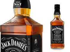 2. Jack Daniel's Tennessee Whiskey