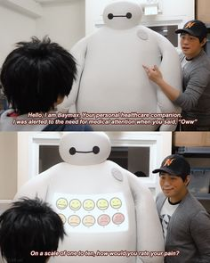 "Jin says a lot of people think the series is actually stills from the movie at first glance, or that the images have been photoshopped. | This ""Big Hero 6"" Cosplay Makes The Movie Come To Life"