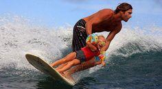 Remembering Sion Milosky, Big-Wave Surfer, Father, Husband   Adventure Parents