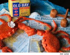 """Feast Your Eyes - Maryland """"Crab Cake"""""""