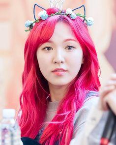 Red Velvet Wendy: Red Velvet Wendy Red Hair (14) - Son Seungwan