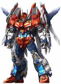 Gundam Optymus-(01)