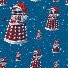 DALEK CHRISTMAS!