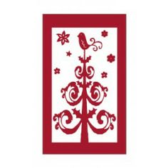 "Flags A' Flying ""Christmas Tree"" Applique Seasonal Banner; Polyester 28""x44"" - Christmas"