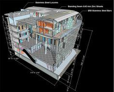 ArchiCAD Tutorial | ArchiCAD's 3D Views and 3D Documents « ArchiCAD Tutorials | Eric Bobrow's Blog | ArchiCAD Training