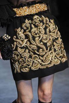 Dolce & Gabbana F/W 12/13