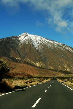 Pico del Teide, Tenerife, Canary Islands Spain