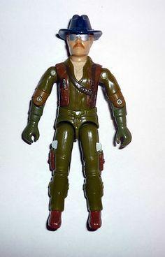 possibly one i have 1983 WILD BILL - G.I. Joe Figure - TJ / C9.5 / NEC - DRAGONFLY PILOT /