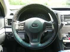 How To Wrap Steering Wheel In 550 Cord Paracord Wheel