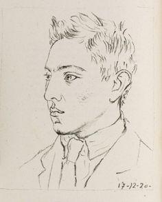 Pablo Picasso | Raymond Radiguet