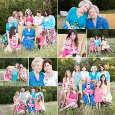 family poses in feild Generation Pictures, Generation Photo, Fifth Generation, Large Family Pictures, Extended Family Photos, Family Pics, Family Photo Sessions, Family Posing, Family Portraits