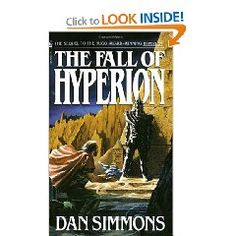 """The Fall of Hyperion"" by Dan Simmons - recommended by Alex in Episode 44"
