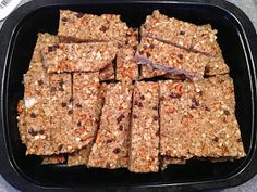 O'Doodles Of Fun: Granola Bars