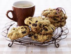Unser beliebtes Rezept für Haferflocken-Rosinen-Cookies und mehr als 55.000 weitere kostenlose Rezepte auf LECKER.de.