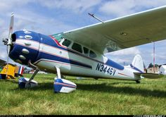 Cessna 195A aircraft picture