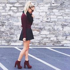Looking so fall rn ☁️ #Repost #Fall #FashionDiaries #Ootd #OutfitPost #Cute #ShopNow