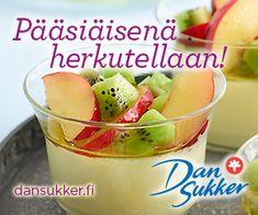 Vadelmajuustokakkupalat   Reseptit   Kinuskikissa Cheesecake, Fruit Salad, Oreo, Pudding, Desserts, Food, Tailgate Desserts, Fruit Salads, Deserts