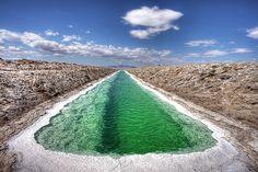 Amboy Salt Pond | Flickr - Photo Sharing!