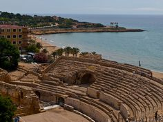 Tarragona: Considered to be one of the most important Roman towns in Spain, Tarragona is a great option for a day away from Barcelona