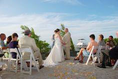Tropical Wedding Bamboo Canopy Soiree Key West Key West Wedding