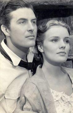 Ray Milland & Frances Farmer