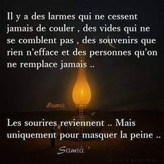 "je dédicace cette citation a mon ""pex"" thomas pelletier ( ex+pote=pex) Citations Souvenirs, Tears In Heaven, Famous Love Quotes, Tu Me Manques, Quote Citation, French Quotes, Positive And Negative, Condolences, Learn French"