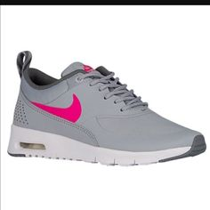 sports shoes 6e7eb 3a1ff Listing not available. Cute NikesAir Max TheaFoot LockerGrey NikesPink GreyNike  Air MaxNike WomenRunning ShoesWolf