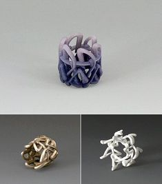 TheCarrotbox.com modern jewellery blog : obsessed with rings // feed your fingers!: Rachel Weisman