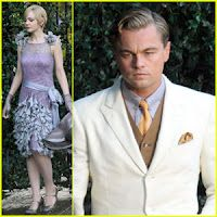 Gatsby and Daisy. I'm just going to pretend they're real.