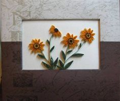 Wild Flower - Quilled Creations Quilling Gallery