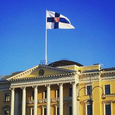 Finland is 100 years independent in Finland, Photo And Video, Mansions, House Styles, Videos, Instagram, Villas, Palaces, Mansion