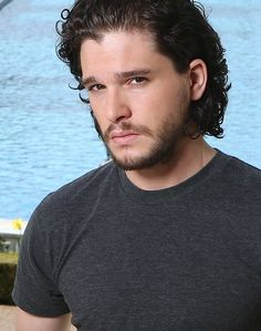 The one and only Kit Harington — casaharington: Kit Harington 2013