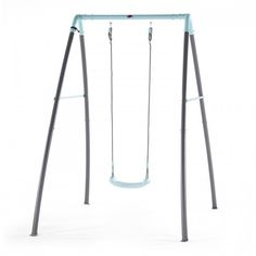 Plum Premium Metal Single Swing with Mist Available at Kids Mega Mart online Store Australia Kids Backyard Playground, Backyard For Kids, Childrens Swings, Single Swing, Kids Toy Store, Outdoor Play Equipment, Kids Outdoor Play, Swing Seat, Christmas Gifts For Kids