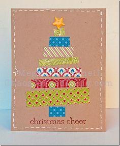 Modelos de Cartões de Natal