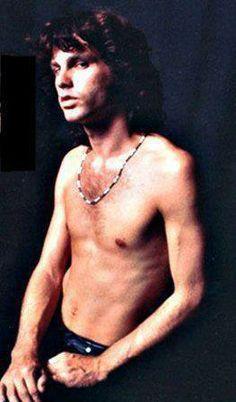 Jim Morrison yummy pic <3