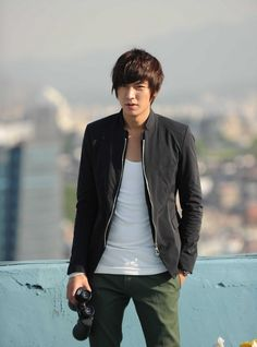 Lee Min Ho-hunter boy