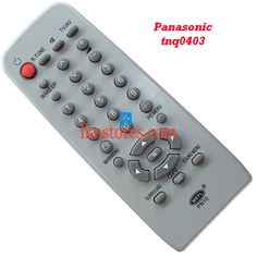 Buy remote suitable for Panasonic TV Model: TNQ0403 at lowest price at LKNstores.com. Online's Prestigious buyers store.