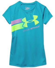 Under Armour Girls' Fast Lane T-Shirt