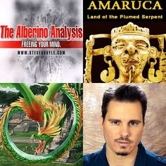 """Part 4 of """"Land of the Plumed Serpent"""" has finally been released, today, March 10, 2015 with Timothy Alberino of The Alberino Analysis, continuing the series which will be shown, in order below. The first three segments in this series were published on Timothy Alberino's YouTube channel and the latest on Genesis 6 Giants (official Steve Quayle channel)."""