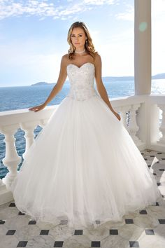 Style 219010 - New Collection Wedding Dresses 2019