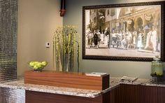 El-Paseo Hotel Reception/Front Desk