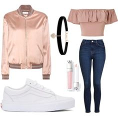 Casual Rose Gold