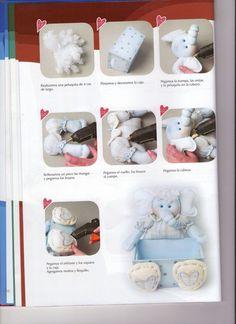 Libro diseño de muñequeria soft VOL.8 13/37