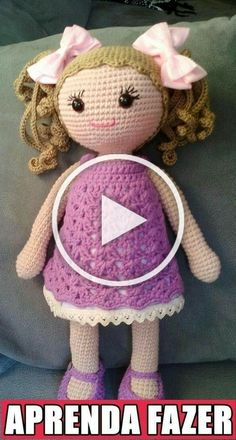 Crochet Panda, Crochet Unicorn, Crochet Bear, Baby Boy Knitting Patterns, Crochet Amigurumi Free Patterns, Crochet Doll Pattern, Crochet Baby Sandals, Crochet Baby Clothes, Crochet Dollies