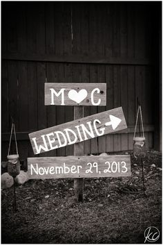 Rustic Wedding Signs Barn Wood Signs Photo Props LARGE FONT Hand Painted Reclaimed Wood. Rustic Weddings. Vintage Weddings. Road Signs. on Etsy, £46.89