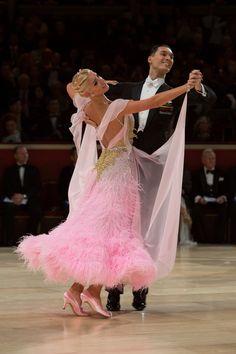 Alexander Voskalchuk and Veronika Egorova