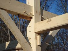 Tiny Timber Frame Houses - Tiny House Blog