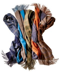 Gentlemen, don't forget your scarf. 212 339 3363
