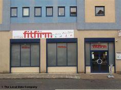 Location 6 (Pride) - fitfirm Gym, Hotwells