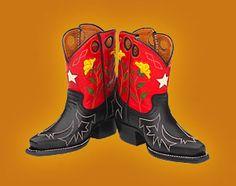 Rocketbuster Handmade Custom Boots